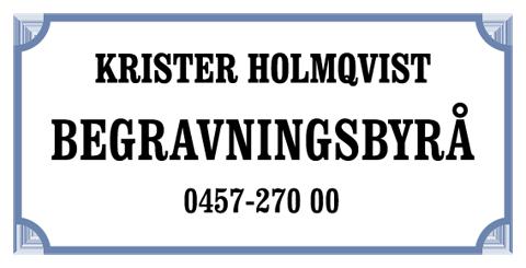 Begravningsbyrå Ronneby Logo